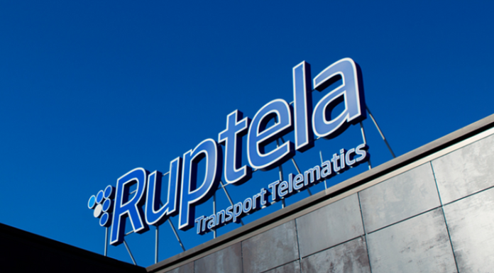 Your business is our business - siedziba firmy Ruptela