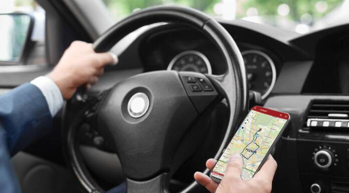 Łatwy system monitoringu nad pojazdem